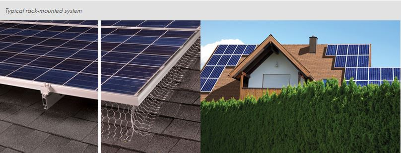 A-1 Roofing Images DecoTech Solar Roofing System
